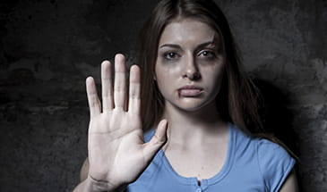 domestic violence and human trafficking