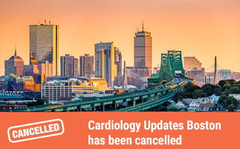 Cardiology Updates Boston is cancelled.