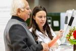 Pri-Med attendee registering for a future Pri-Med CME conference.