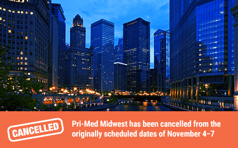 Pri-Med Midwest has been cancelled from the originally scheduled dates of November 4−7
