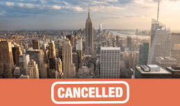 Pri-Med New York has been cancelled.