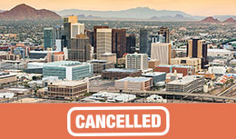 Pri-Med Phoenix has been cancelled from  the originally scheduled dates of May 5−6.