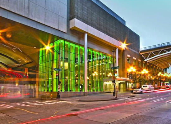 Washington State Convention Center, home of Pri-Med Seattle