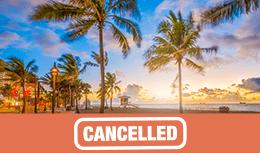 Pri-Med South has been cancelled