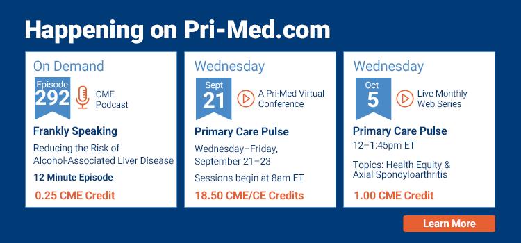 Happening on Pri-Med.com