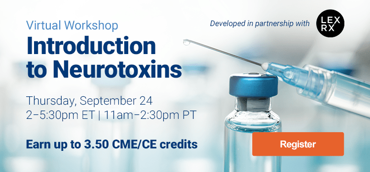 Virtual Workshop: Introduction to Neurotoxins