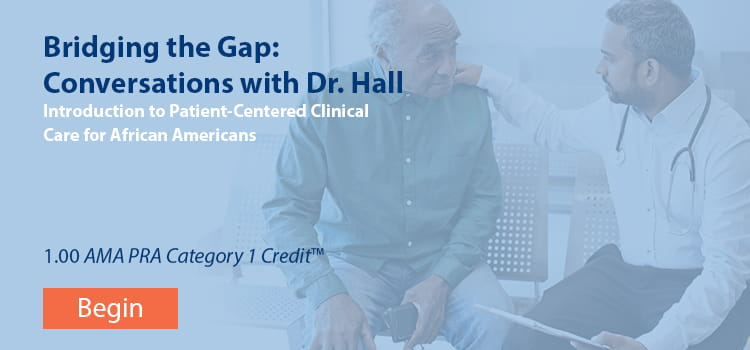 Bridging the Gap: Conversations with Dr. Hall