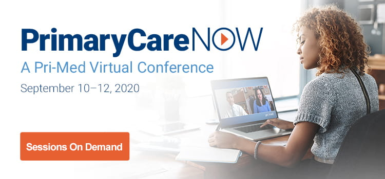 PrimaryCareNOW: A Pri-Med Virtual Conference